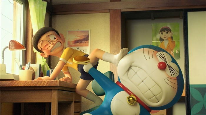 Stand By Me Doraemon Movie HD Widescreen Wallpaper 10 Views:8520