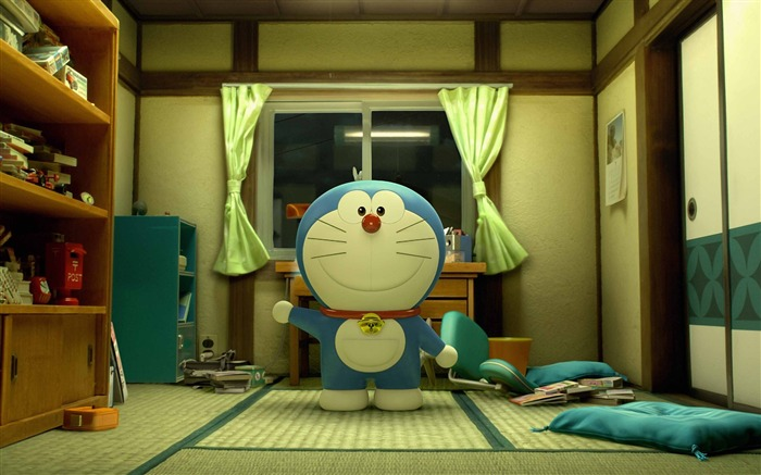 Stand By Me Doraemon Movie HD Widescreen Wallpaper 11 Views:5552