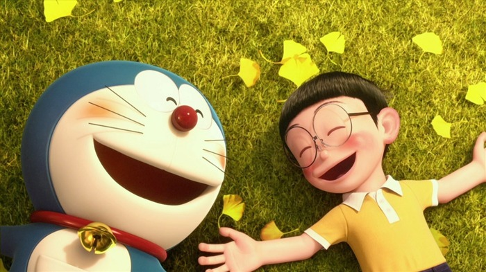 Stand By Me Doraemon Movie HD Widescreen Wallpaper 14 Views:3874