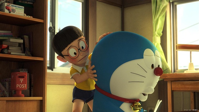Stand By Me Doraemon Movie HD Widescreen Wallpaper 26 Views:1882