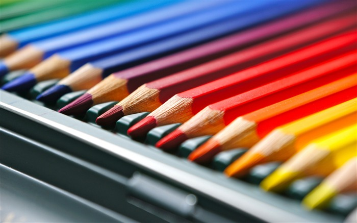 colorful crayons-High Quality HD Wallpapers Views:2194
