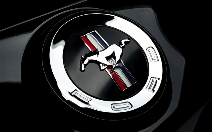 ford mustang emblem-High Quality HD Wallpapers Views:3098