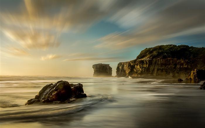 Penembakan New Zealand Hd: Ultima Nouvelle-Zélande Nature HD Fond D'écran Liste D