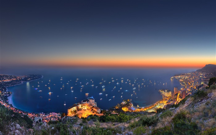Monaco Yacht Show-Cities HD Wallpapers Views:2180
