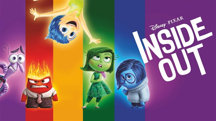 Inside Out 2015 Disney Movie HD Desktop Wallpaper Views:6563