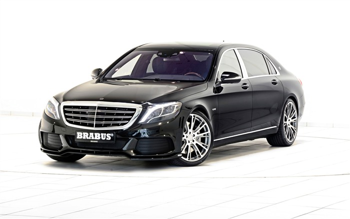 2015 Brabus Mercedes-Maybach Wallpaper Views:3262