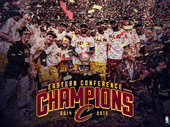 NBA Cleveland Cavaliers 2014-15 Wallpapers Views:11527