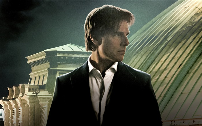 Mission impossible Tom Cruise-Movie HD Wallpaper Views:2141