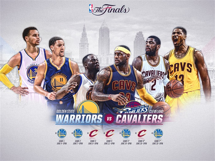 NBA 2015 Cleveland Cavaliers Wallpaper Views4832