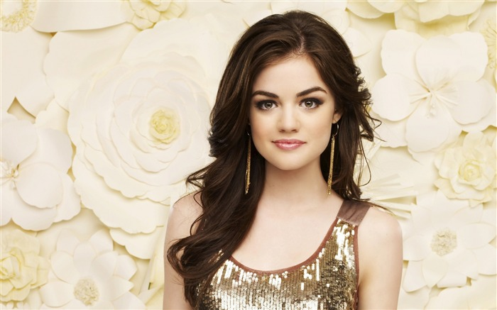 pretty lucy hale-HD photo wallpaper Views:1728