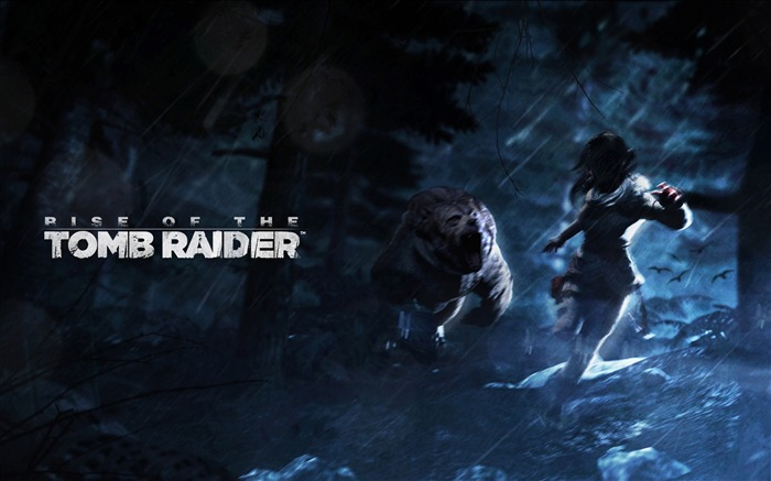 rise of the tomb raider-2015 Game Wallpaper Views:2350