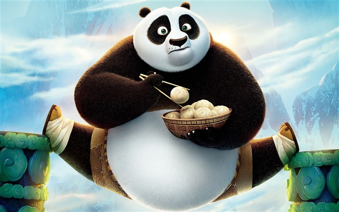 2016 Kung Fu Panda 3 Movies HD Wallpaper Views:15269