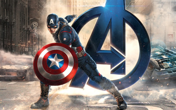 Captain America Avengers-Movie Wallpaper Views:11648 Date:9/19/2015 12:14:09 PM