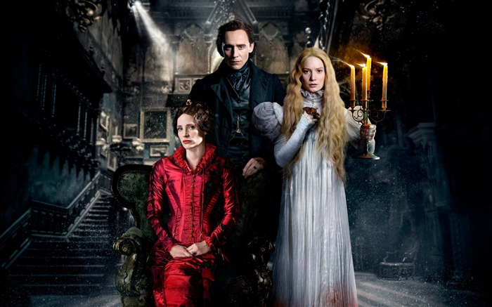 Crimson Peak-Movie Wallpaper Views:4551 Date:9/19/2015 12:14:58 PM