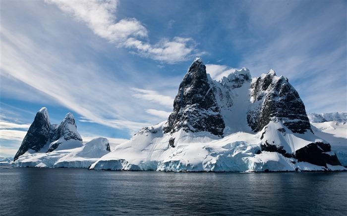 Glaciers winter-Photography Wallpapers Views:3050