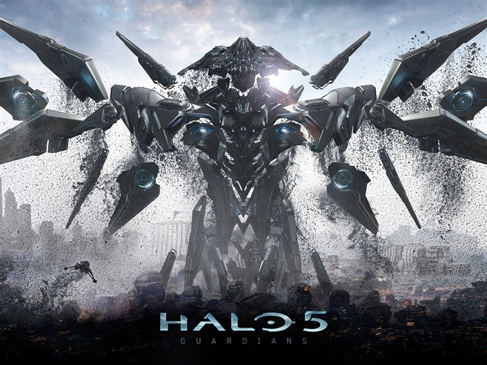 Halo 5 Guardian Game HD Wide Wallpaper 01 Views:4865 Date:9/20/2015 2:18:16 AM