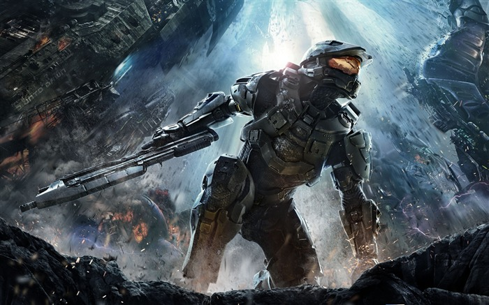 Halo 5 Guardian Game HD Wide Wallpaper 04 Views:4809 Date:9/20/2015 2:20:36 AM