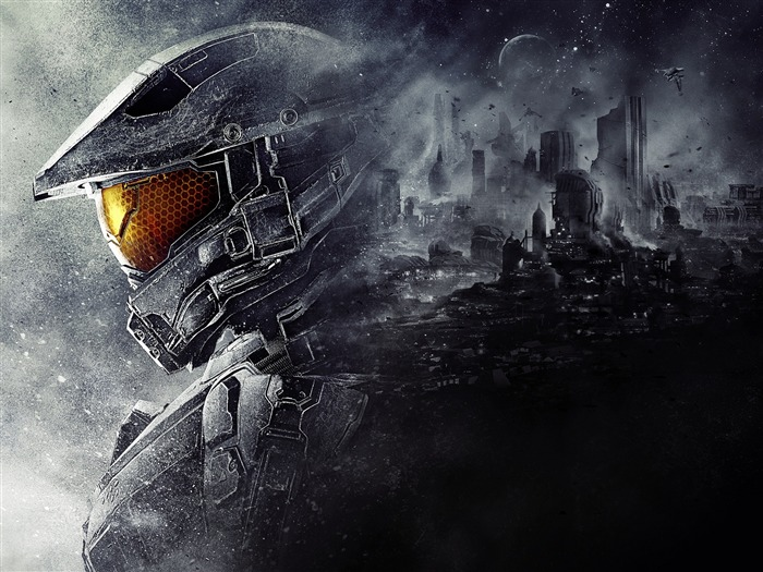 Halo 5 Guardian Game HD Wide Wallpaper 14 Views:6346 Date:9/20/2015 2:26:35 AM