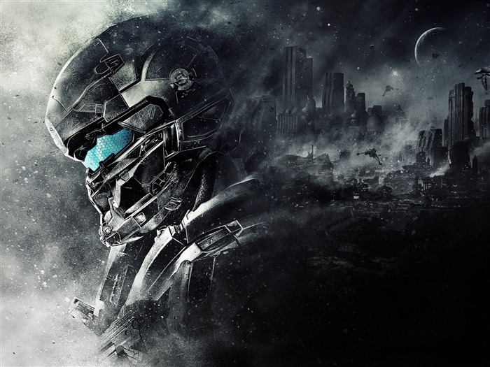 Halo 5 Guardian Game HD Wide Wallpaper 16 Views:4355 Date:9/20/2015 2:27:36 AM
