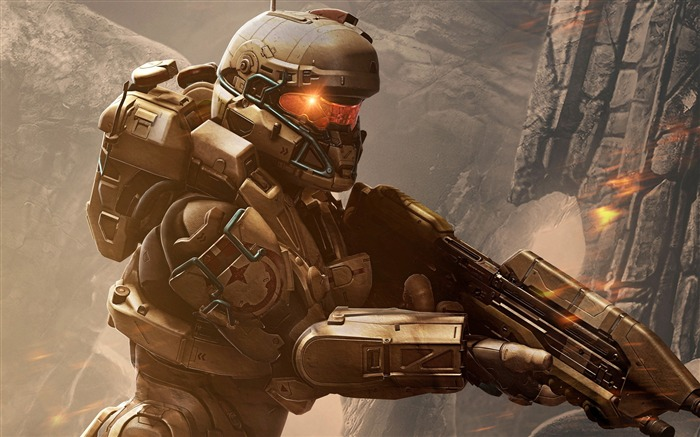 Halo 5 Guardian Game HD Wide Wallpaper 17 Views:2918 Date:9/20/2015 2:28:18 AM