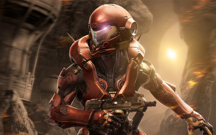 Halo 5 Guardian Game HD Wide Wallpaper 18 Views:2701 Date:9/20/2015 2:29:13 AM
