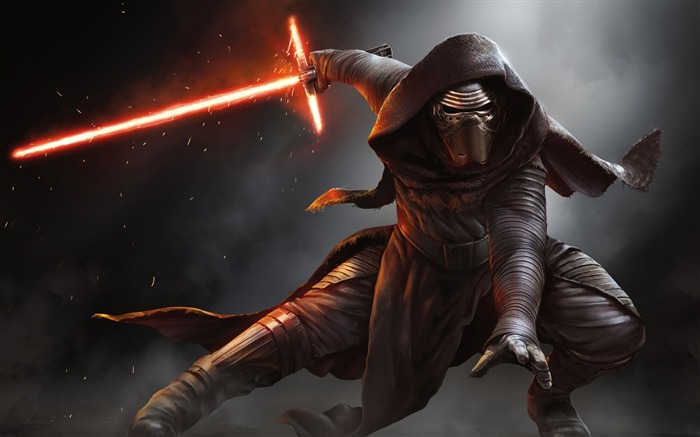 Star Wars Kylo Ren-Movie Wallpaper Views:6886 Date:9/19/2015 12:19:06 PM