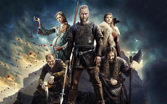 Vikings season 4-HD Movie Wallpaper Views:11082 Date:9/19/2015 12:38:06 PM