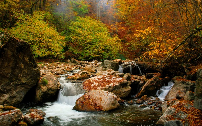 Autumn Nature Beautiful Scenery Wallpaper Views:9416