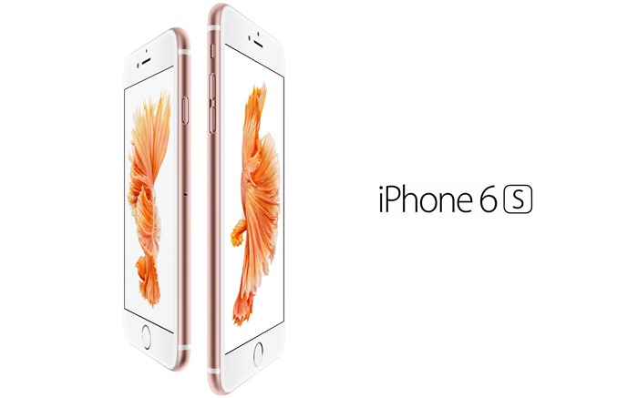 iPhone 6s Apple 2015 HD Desktop Wallpaper 03 Views:1846