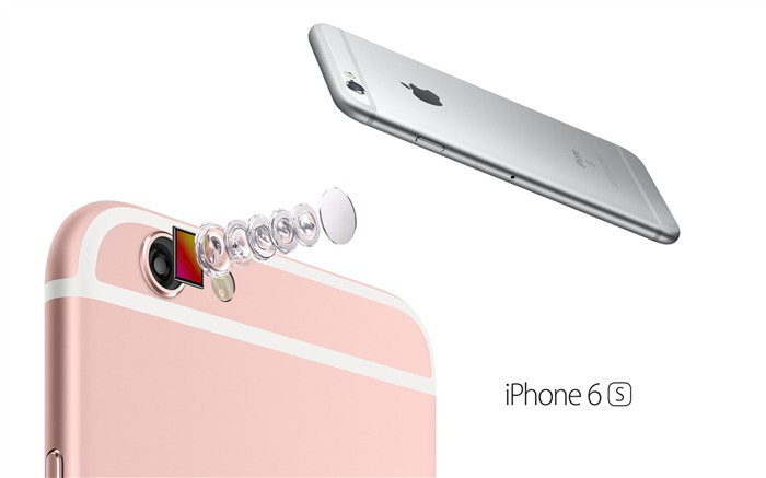 iPhone 6s Apple 2015 HD Desktop Wallpaper 05 Views:1852