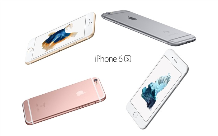 iPhone 6s Apple 2015 HD Desktop Wallpaper 09 Views:1939