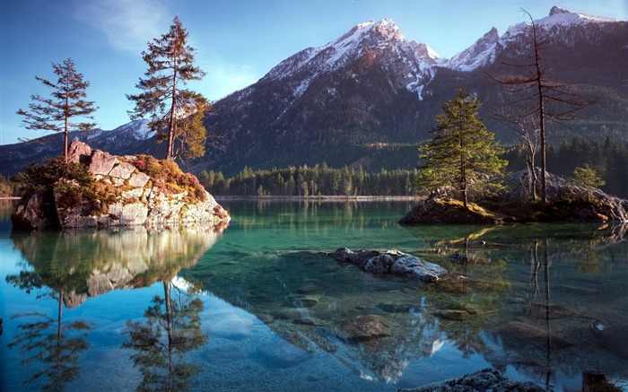 rocky islands mountain-Photography Wallpaper Views:1497