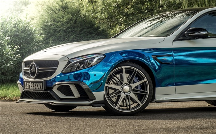 2015 Carlsson Mercedes AMG Auto Wallpaper Views:6918