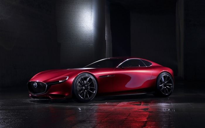 2015 Mazda RX-Vision Concept Wallpaper 08 Views:6370