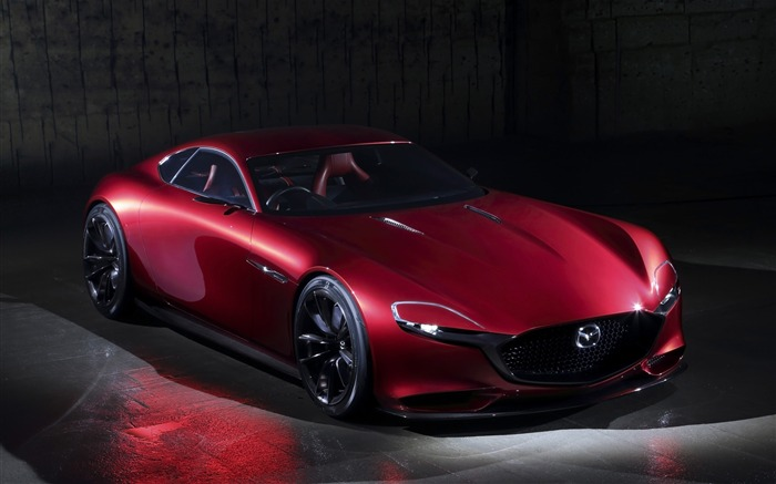 2015 Mazda RX-Vision Concept Wallpaper 09 Views:7464