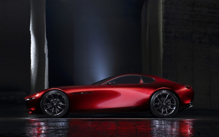 2015 Mazda RX-Vision Concept Wallpaper 11 Views:3324