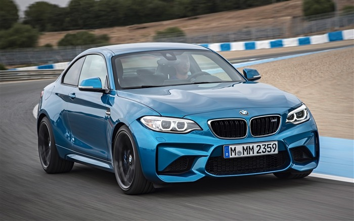 2016 BMW M2 Coupe Auto HD Wallpaper 01 Views:4432 Date:10/15/2015 8:09:44 AM