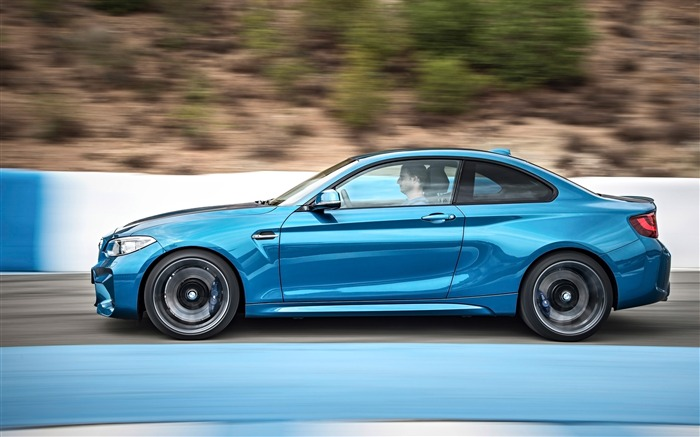 2016 BMW M2 Coupe Auto HD Wallpaper 02 Views:3794 Date:10/15/2015 8:10:07 AM