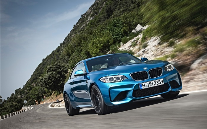 2016 BMW M2 Coupe Auto HD Wallpaper 03 Views:3932 Date:10/15/2015 8:10:32 AM