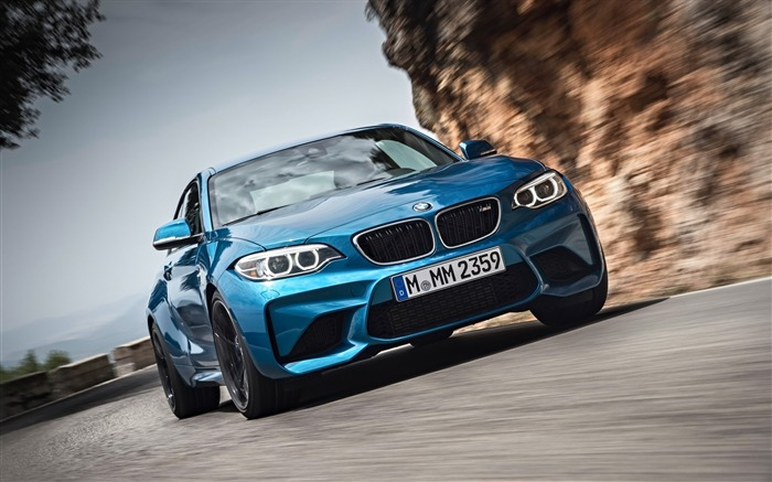 2016 BMW M2 Coupe Auto HD Wallpaper 04 Views:4236 Date:10/15/2015 8:11:21 AM