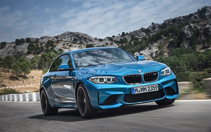 2016 BMW M2 Coupe Auto HD Wallpaper 05 Views:4359 Date:10/15/2015 8:11:50 AM