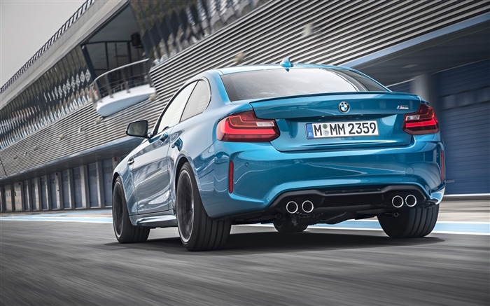 2016 BMW M2 Coupe Auto HD Wallpaper 08 Views:4891 Date:10/15/2015 8:13:28 AM