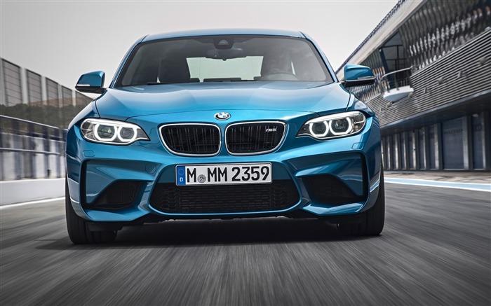 2016 BMW M2 Coupe Auto HD Wallpaper 09 Views:4500 Date:10/15/2015 8:14:01 AM