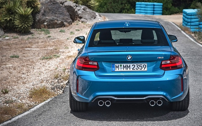 2016 BMW M2 Coupe Auto HD Wallpaper 14 Views:3604 Date:10/15/2015 8:16:18 AM