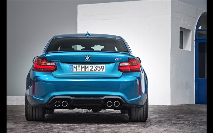 2016 BMW M2 Coupe Auto HD Wallpaper 18 Views:2888 Date:10/15/2015 8:18:21 AM