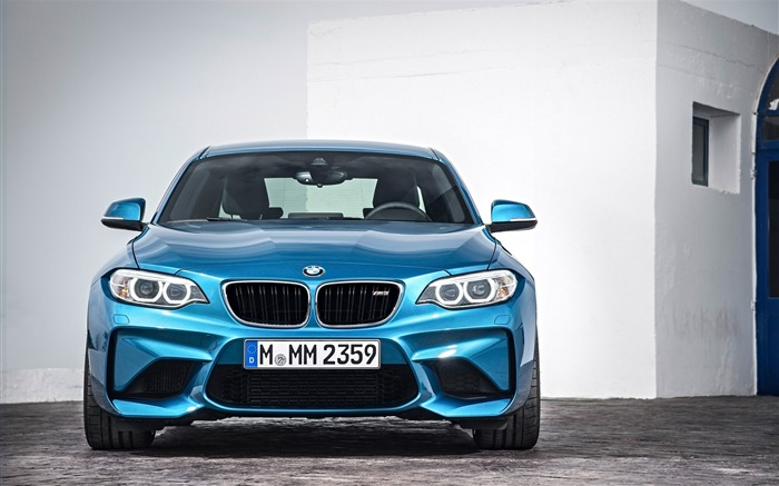 2016 BMW M2 Coupe Auto HD Wallpaper 19 Views:3317 Date:10/15/2015 8:18:50 AM