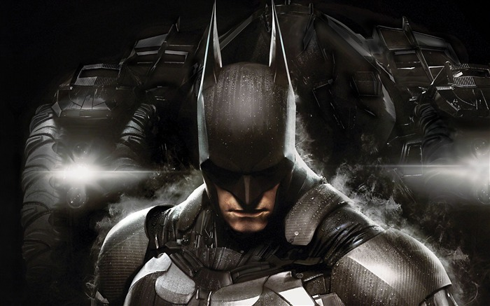 Batman Arkham Knight-Game HD Wallpaper Views:2469
