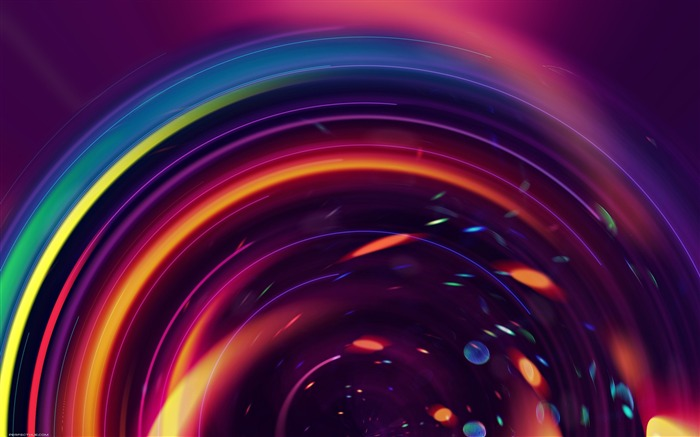 Abstract Art Design Theme HD Wallpaper Views:13300