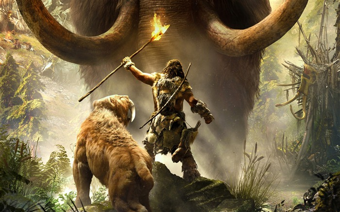 Far Cry Primal-Game HD Wallpaper Views:2242