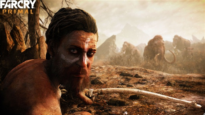 Far Cry Primal 2016 Game Desktop Wallpaper 02 Views:1173